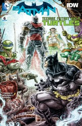 Download Batman - Teenage Mutant Ninja Turtles #6
