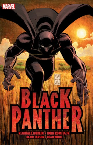 Black Panther Vol.1 - Who is Black Panther