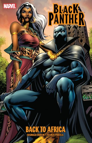 Black Panther Vol.7 - Back to Africa