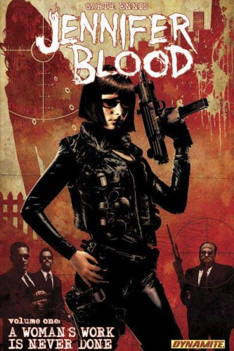 Download Jennifer Blood Vol.1 - A Woman's Work is Never Done