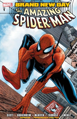 Spider-Man Vol.1 - Brand New Day