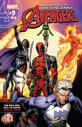 Download Uncanny Avengers #09
