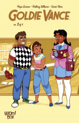 Download Goldie Vance #2