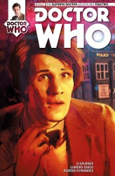 Doctor Who The Eleventh Doctor Year Two #09