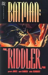 Batman: Run, Riddler, Run #1-3 Complete