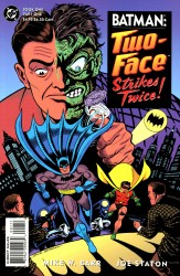 Batman - Two Face Strikes Twice #1-2 Complete