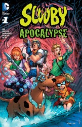 Download Scooby Apocalypse #1