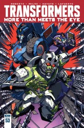 Download The Transformers - More Than Meets the Eye #53