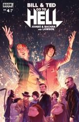 Download Bill & Ted Go To Hell #4
