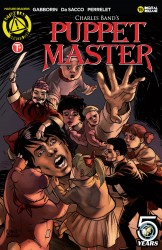Download Puppet Master #15