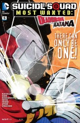 Download Suicide Squad Most Wanted - Deadshot & Katana #5