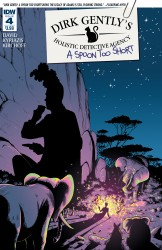 Download Dirk Gently's Holistic Detective Agency – A Spoon Too Short #4