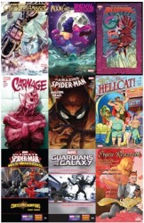 Download Collection Marvel (25.05.2016, week 21)