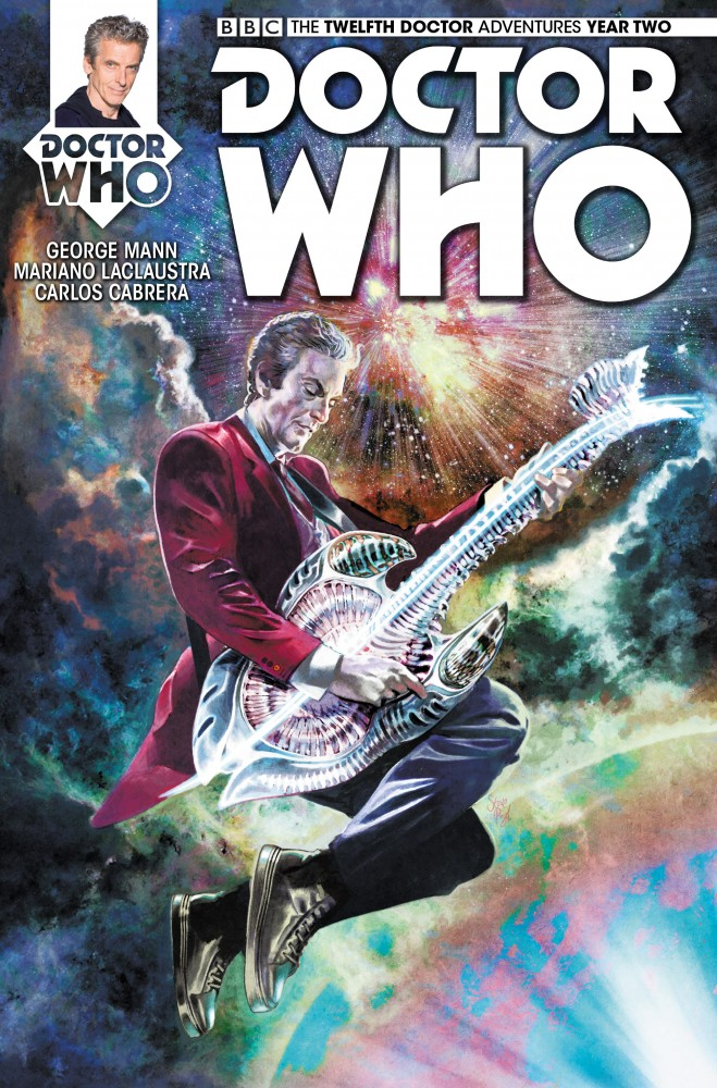 Doctor Who The Twelfth Doctor Year Two #06