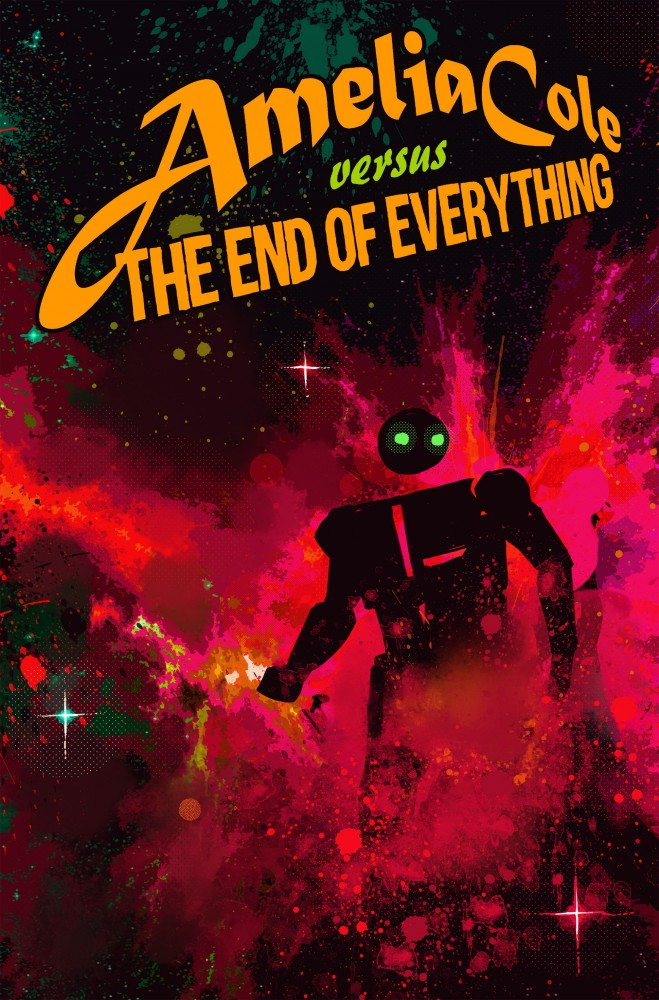 Amelia Cole versus the End of Everything #29