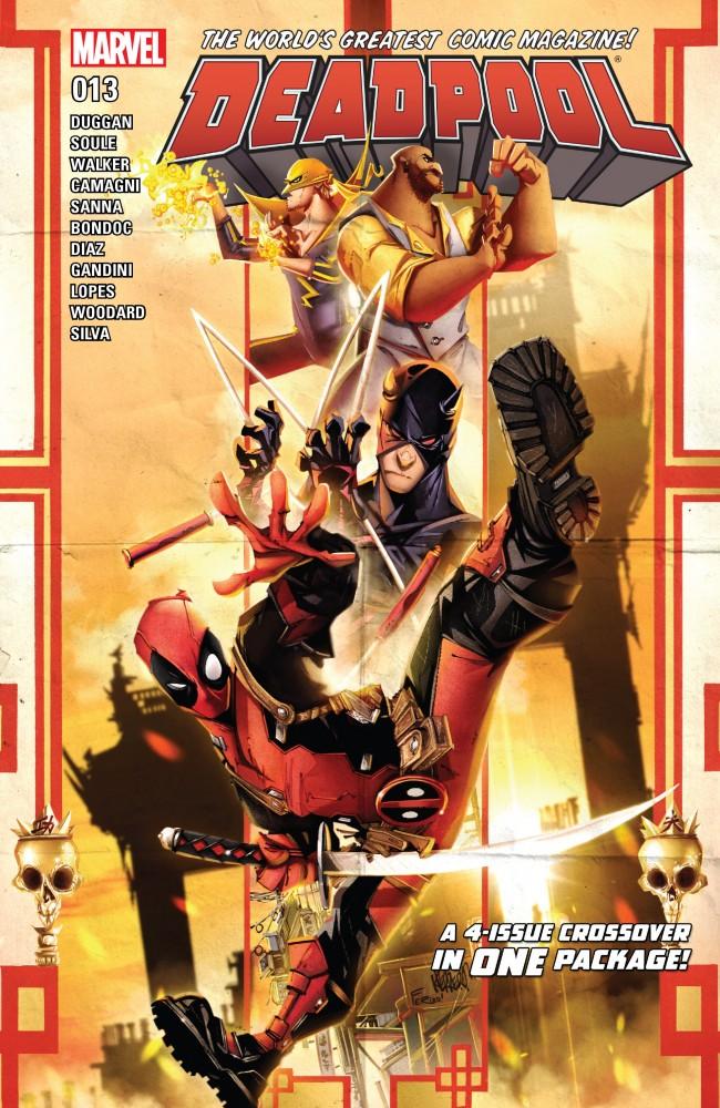Download Deadpool #13