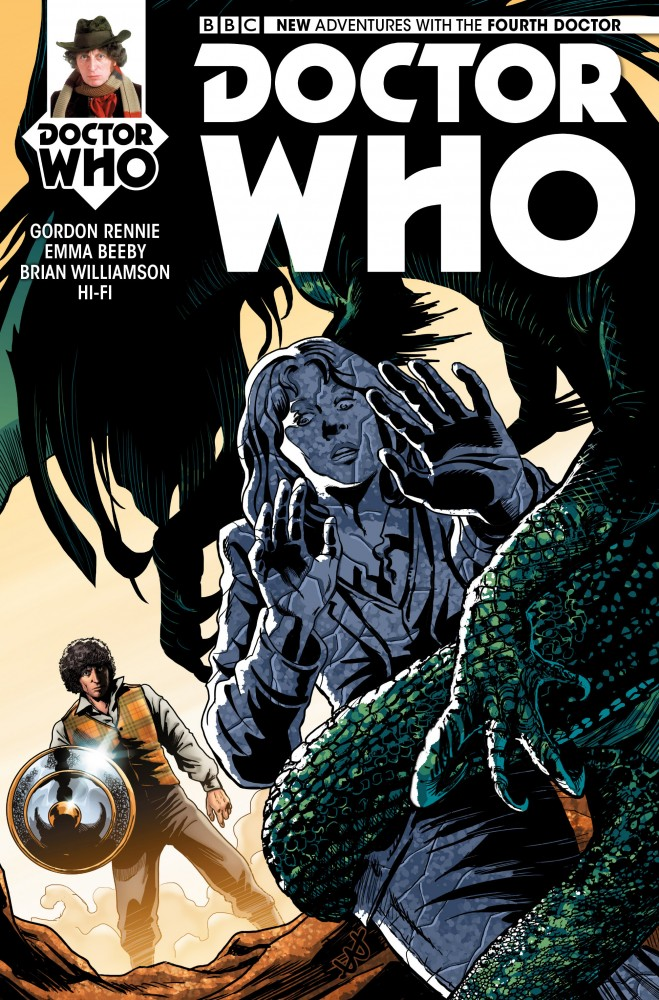 Doctor Who The Fourth Doctor #03