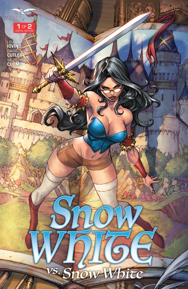 Snow White Vs. Snow White #01