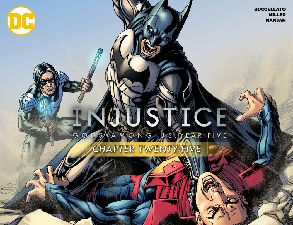 Injustice - Gods Among Us - Year Five #25