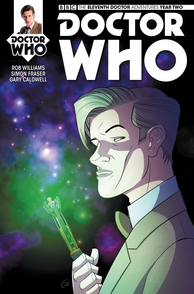 Doctor Who The Eleventh Doctor Year Two #10