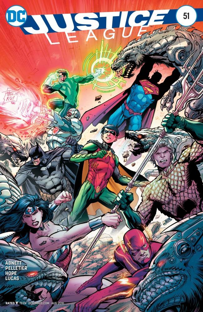Download Justice League #51
