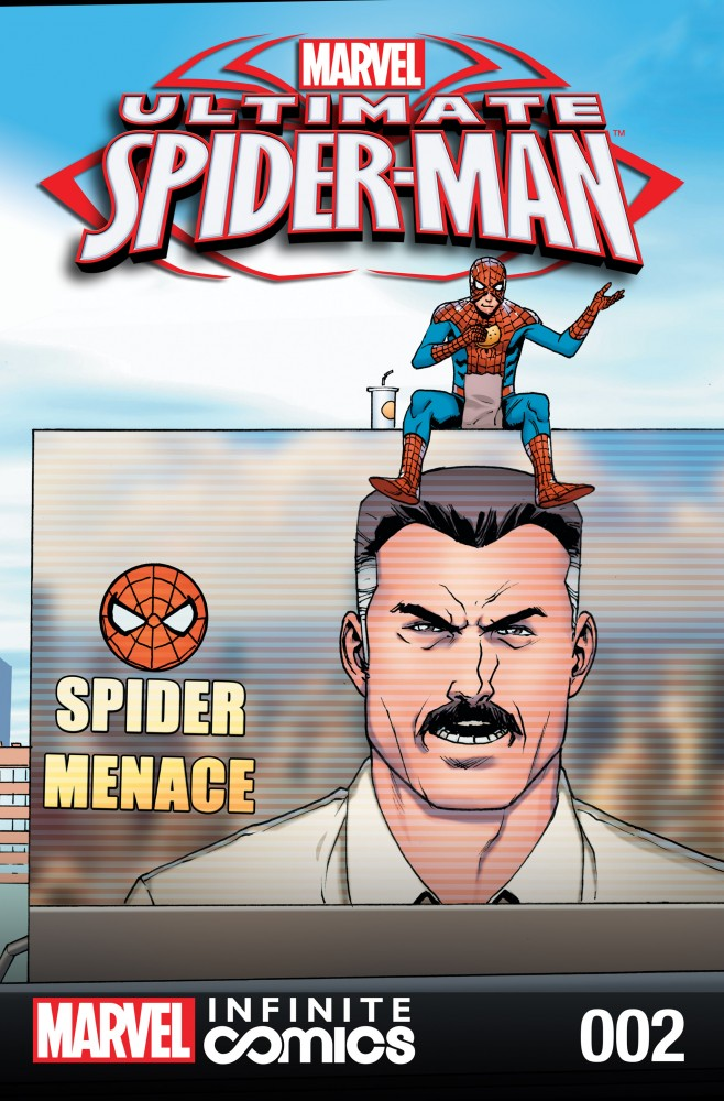 Ultimate Spider-Man Infinite Comic #02