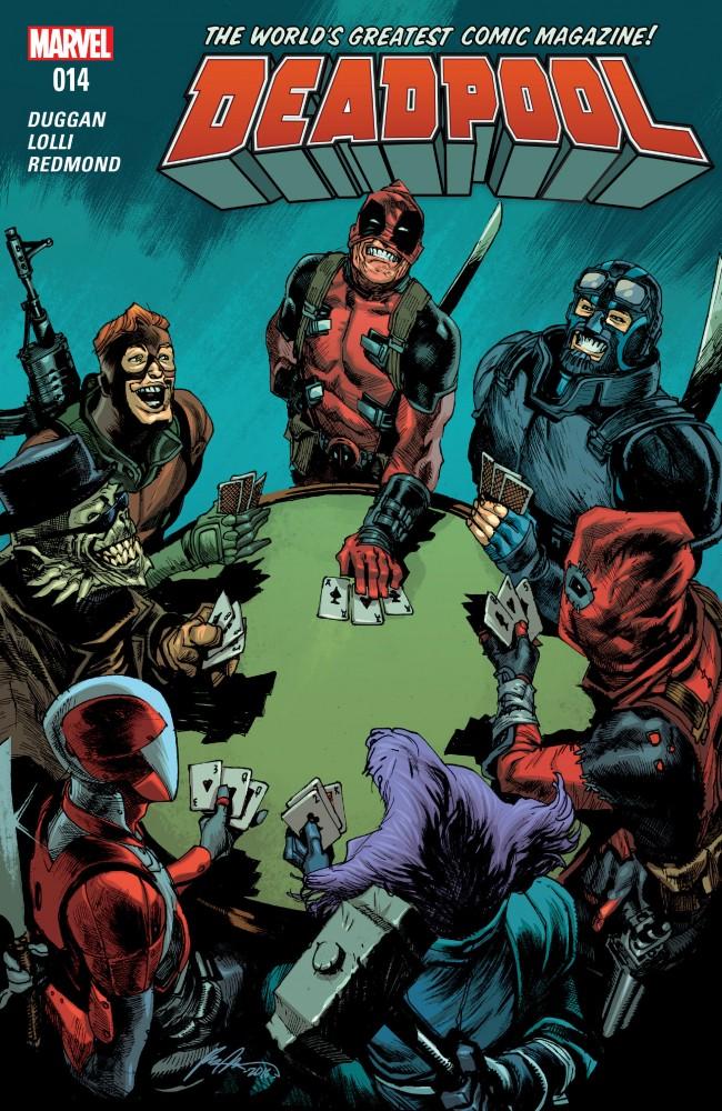 Download Deadpool #14