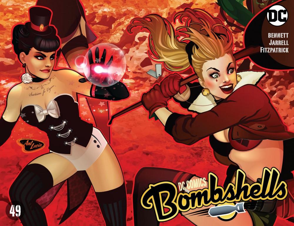 Download DC Comics - Bombshells #49