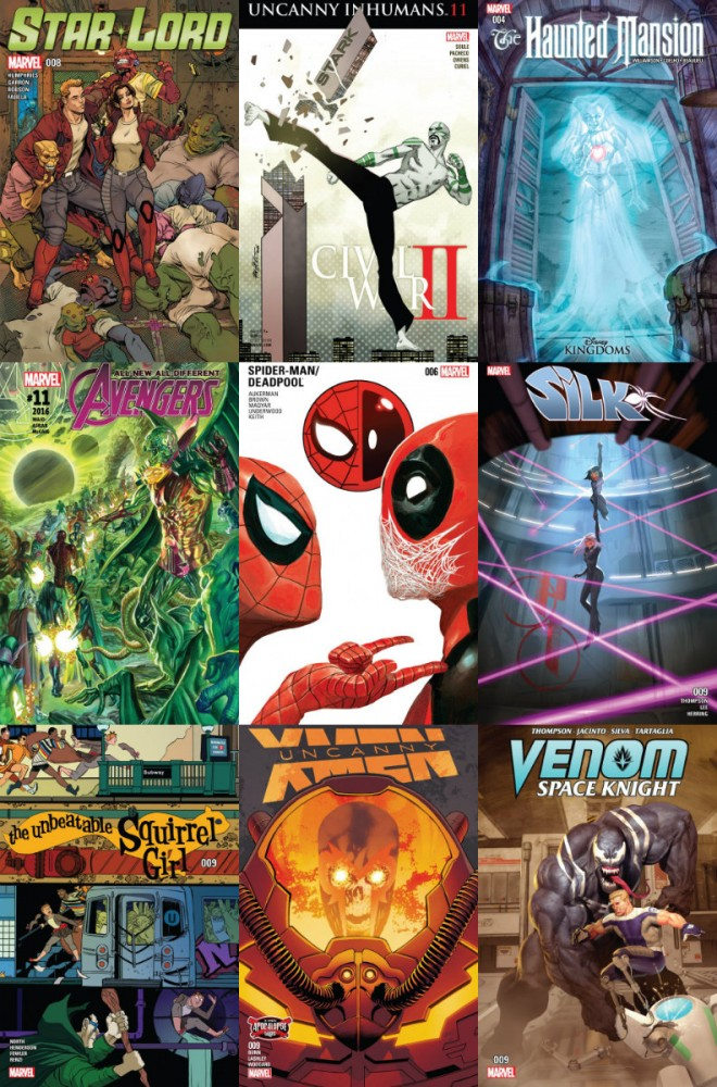 Download Collection Marvel (29.06.2016, week 26)