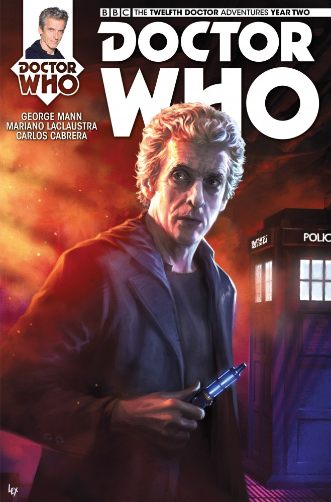 Doctor Who The Twelfth Doctor Year Two #07