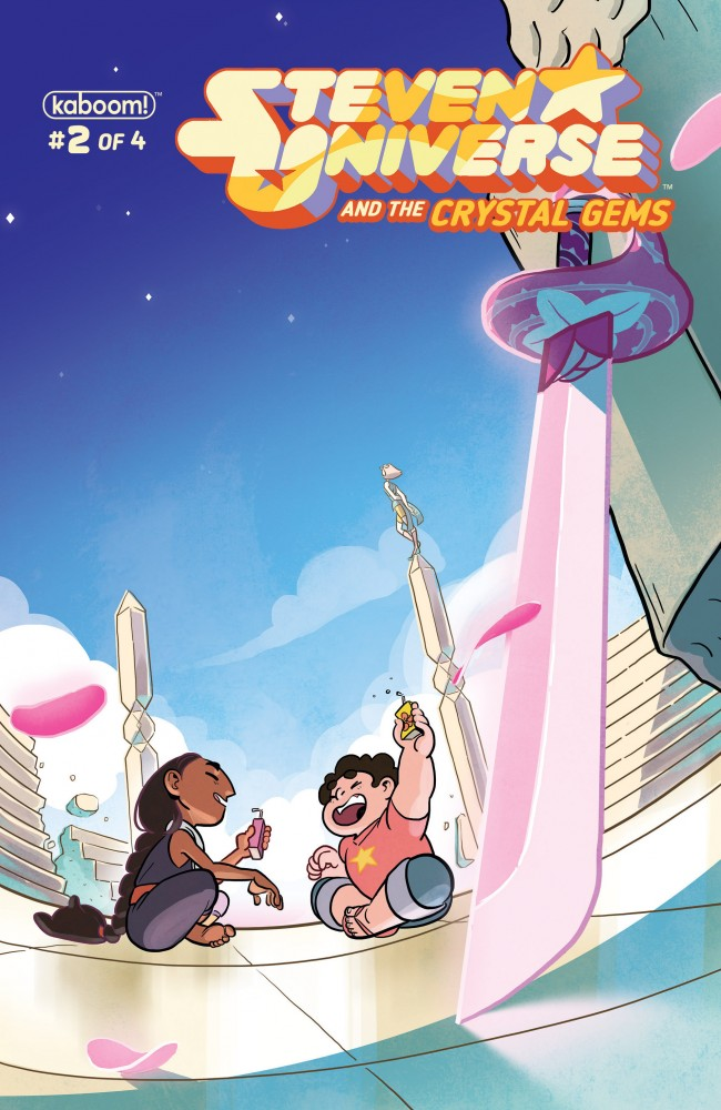 Download Steven Universe and the Crystal Gems #2
