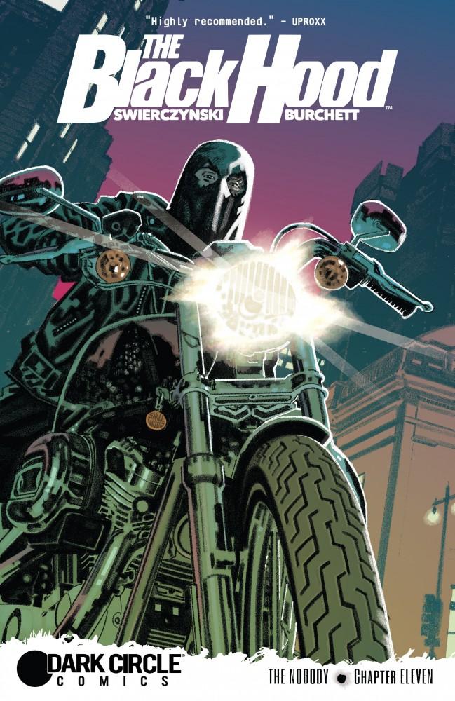 Download The Black Hood #11