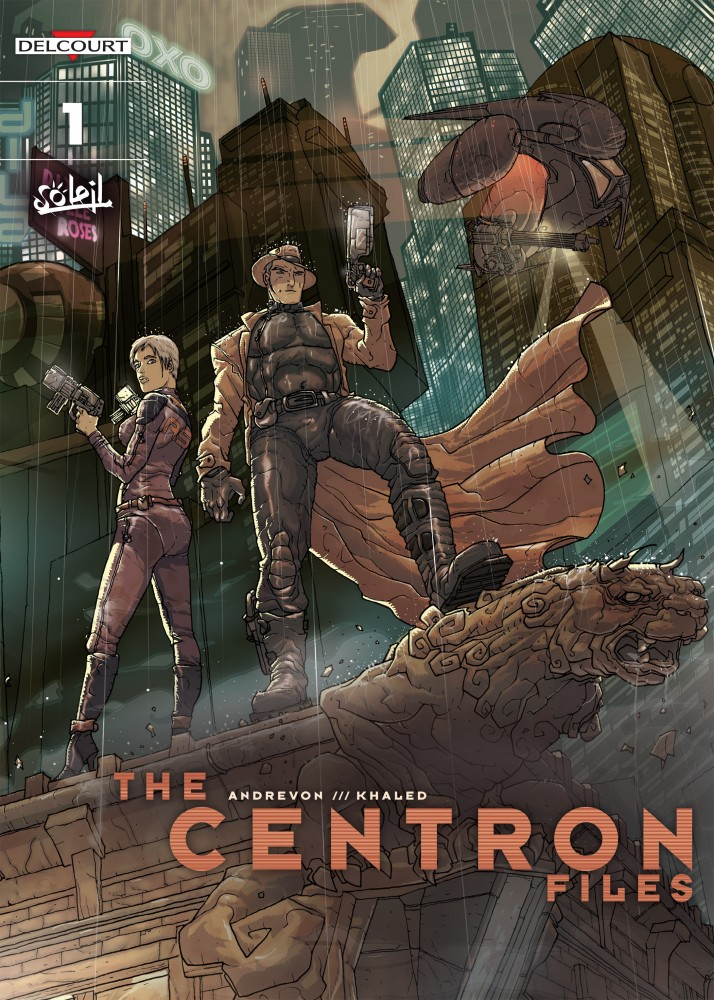 Download The Centron Files Vol.1 - Weasel In The Henhouse