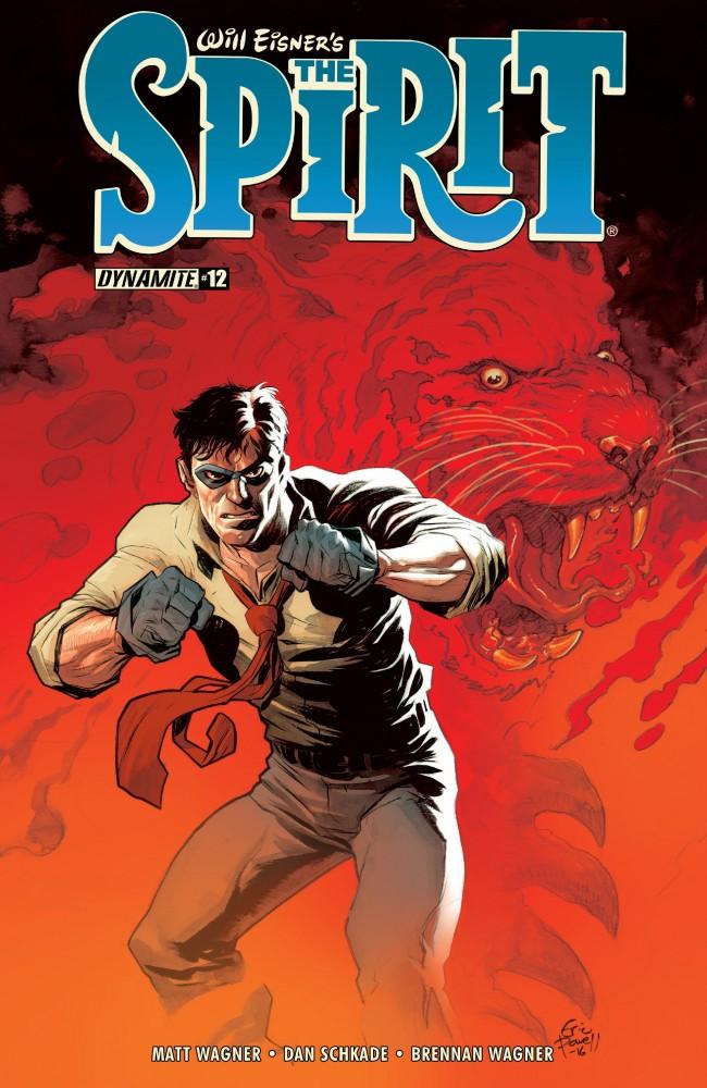 Download Will Eisner's The Spirit #12
