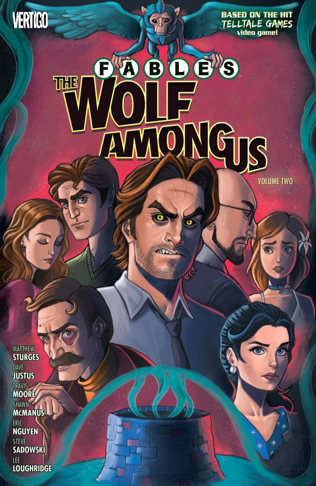 Fables - The Wolf Among Us Vol.2