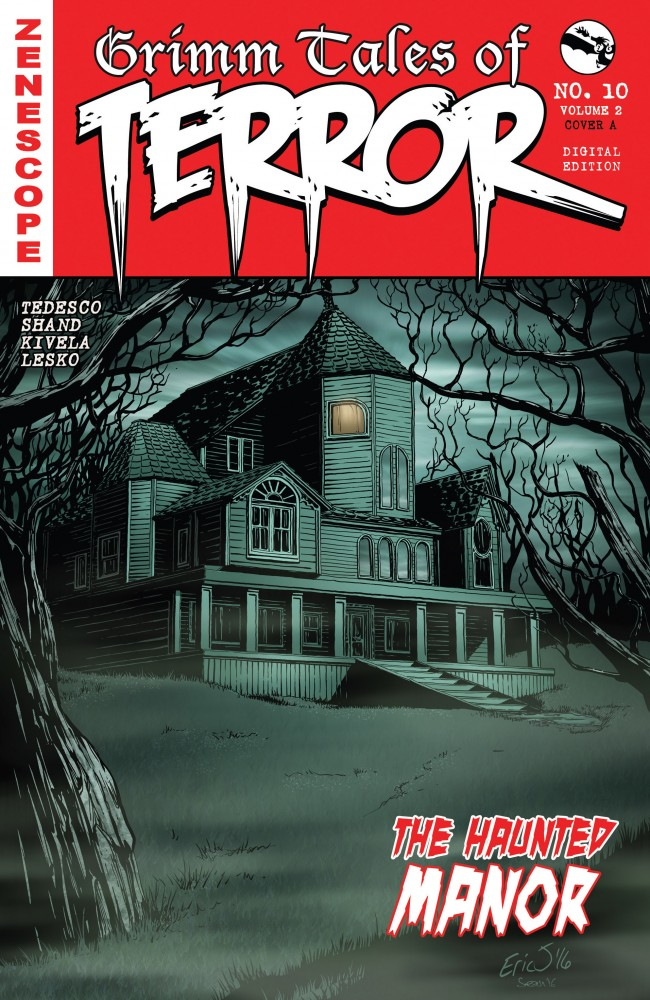 Grimm Tales Of Terror Vol.2 #10