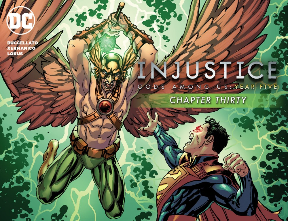 Injustice - Gods Among Us - Year Five #30