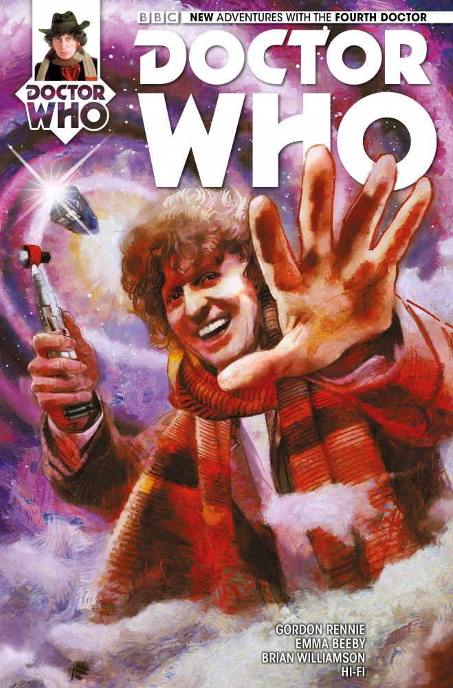 Doctor Who The Fourth Doctor #04