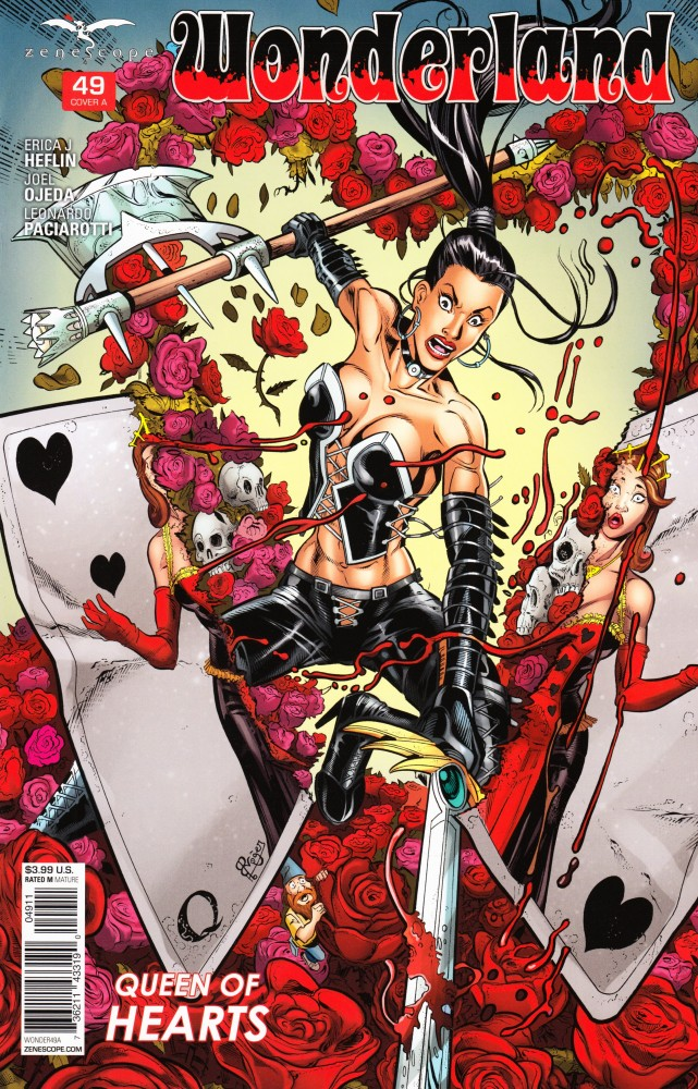 Grimm Fairy Tales Presents Wonderland #49