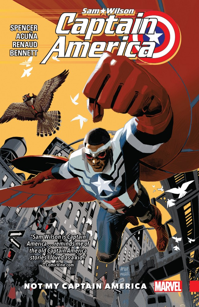 Captain America - Sam Wilson Vol.1