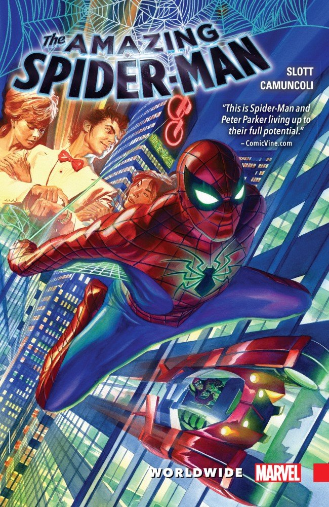 The Amazing Spider-Man - Worldwide Vol.1