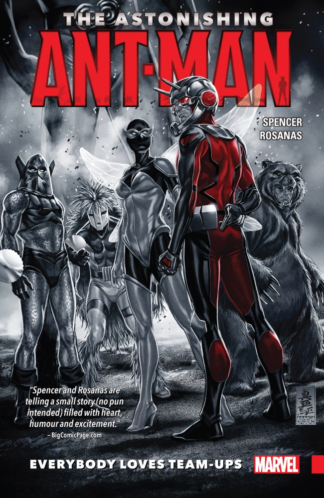 The Astonishing Ant-Man Vol.1 - Everybody Loves Team-Ups