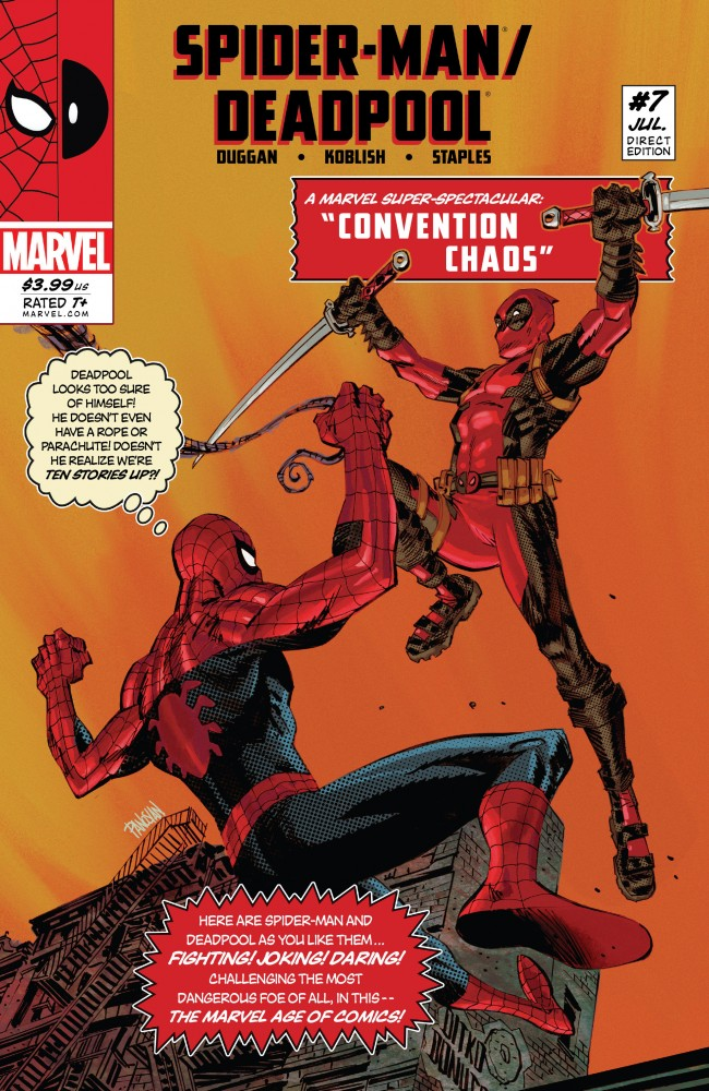 Spider-Man - Deadpool #07