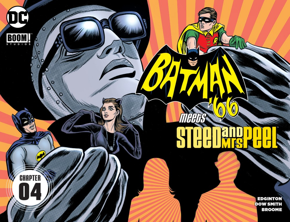 Batman '66 Meets Steed and Mrs Peel #4