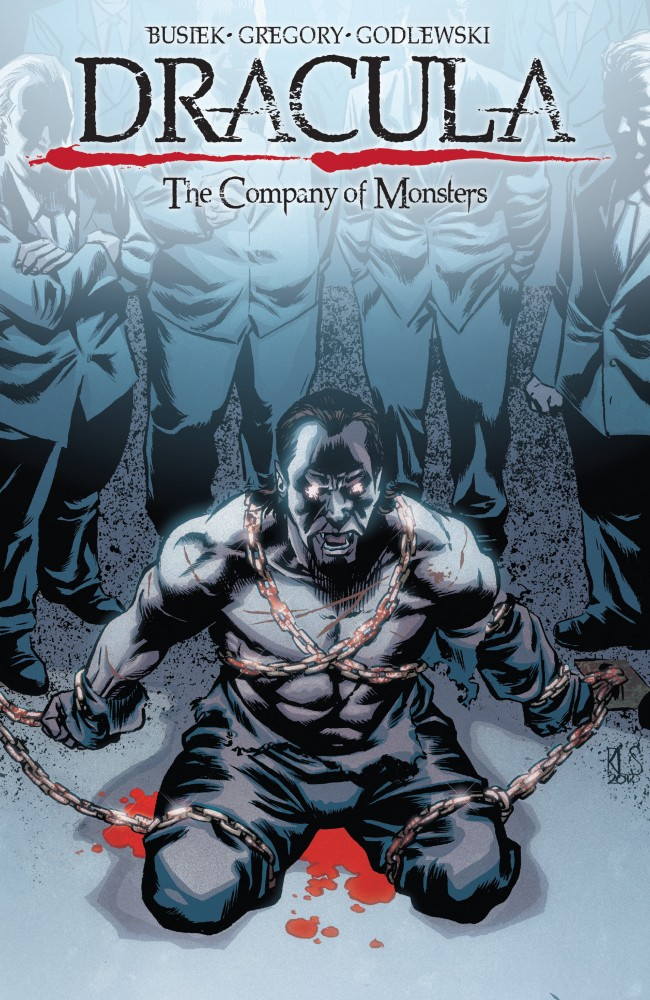 Dracula - The Company of Monsters Vol.1