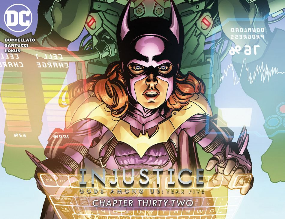 Injustice - Gods Among Us - Year Five #32