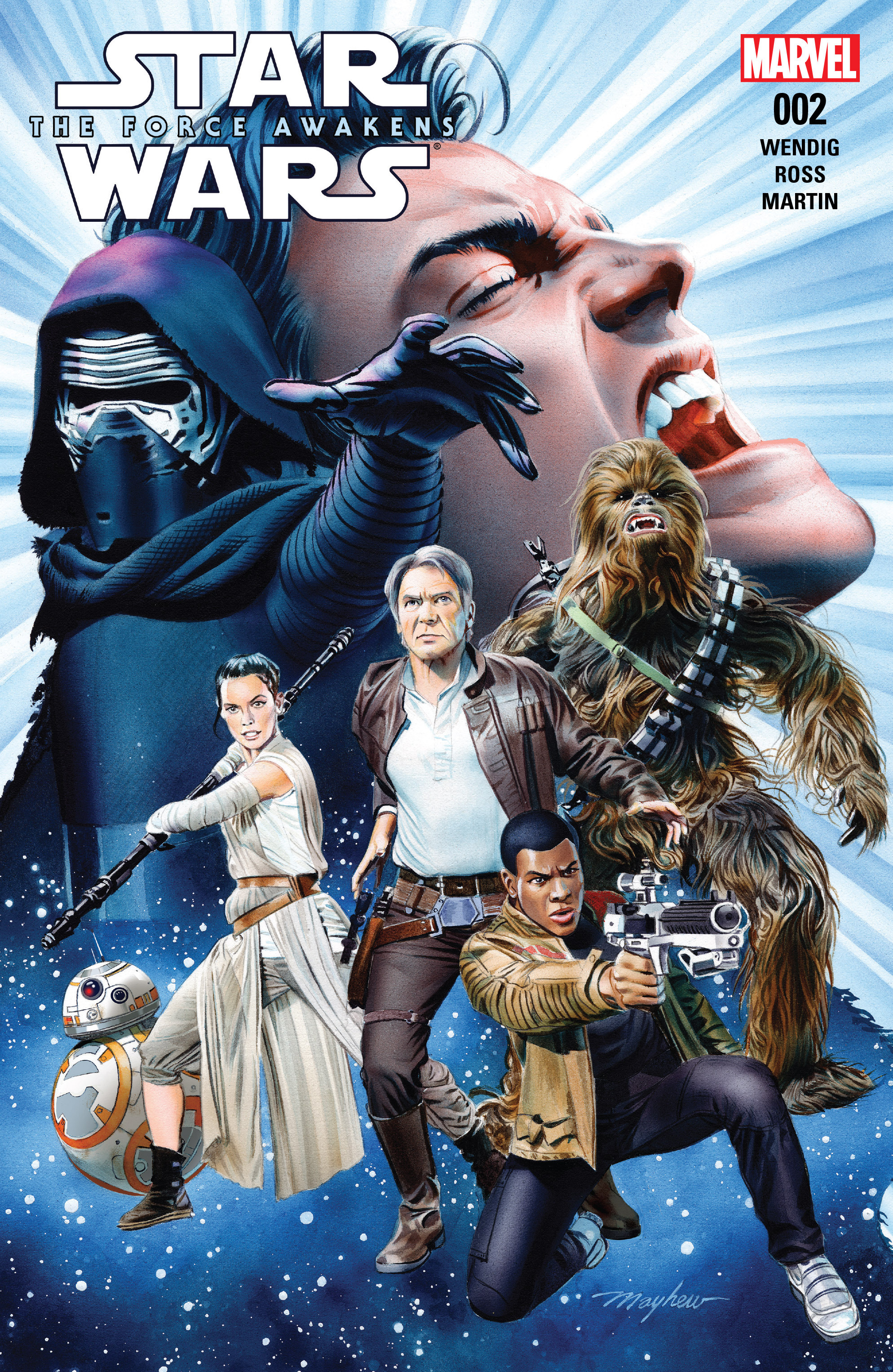 Star Wars - The Force Awakens Adaptation #2