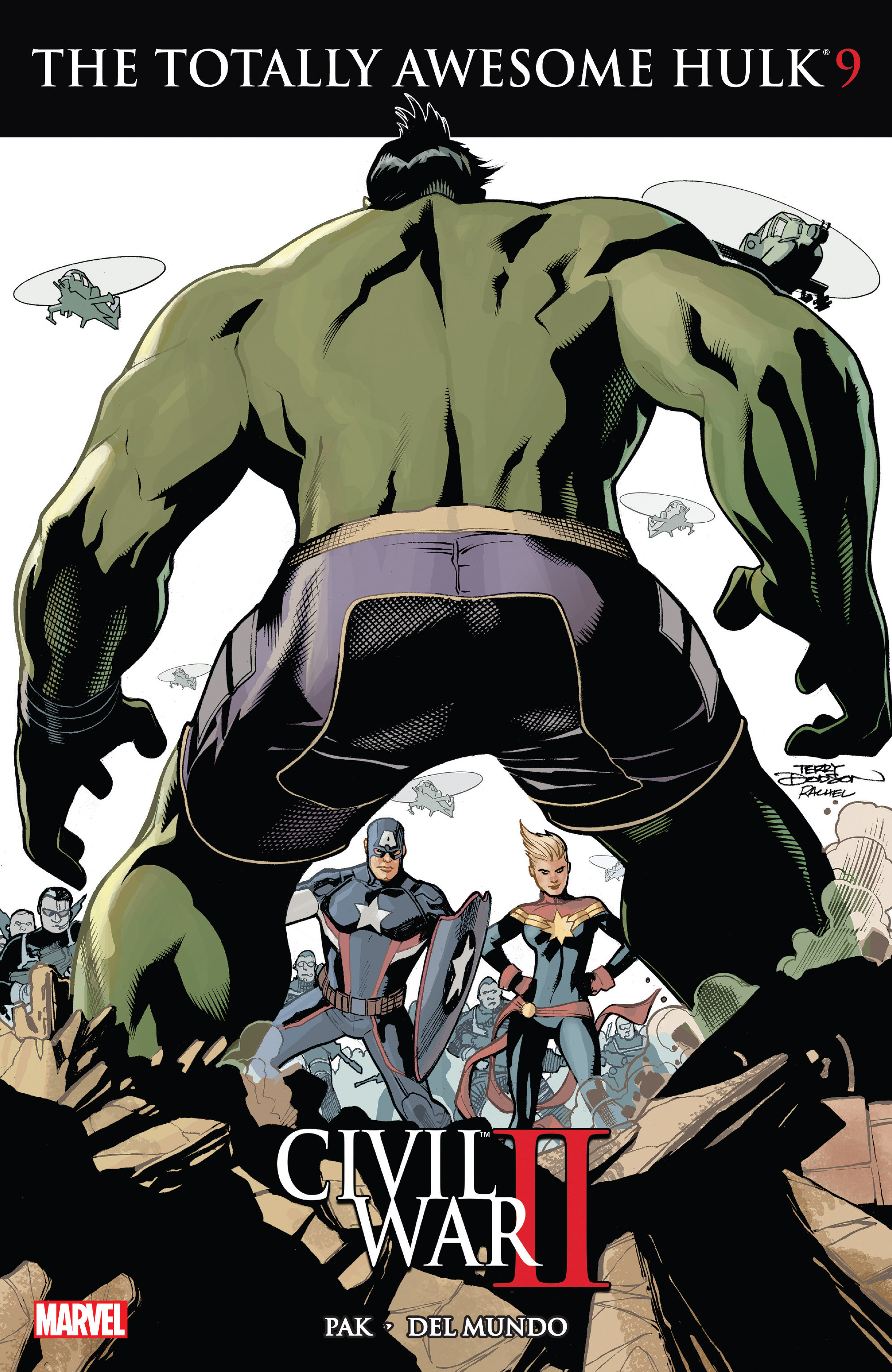 The Totally Awesome Hulk #09