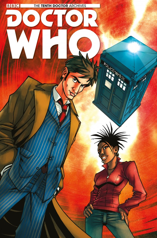 Doctor Who - The Tenth Doctor Archives #01-35
