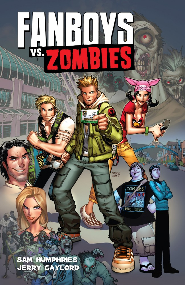 Fanboys vs. Zombies vol.1 - Wrecking Crew 4 Lyfe